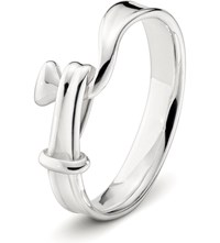 Georg Jensen Torun Sterling Silver Ring