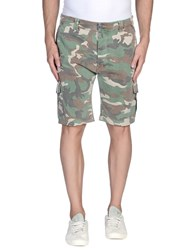 Jcolor Bermudas Military Green
