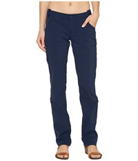 Columbia Ultimate Catch Roll Up Pants Collegiate Navy Women's Casual Pants