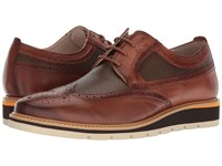 Pikolinos Toulouse M7l 4227 Cuero Lace Up Wing Tip Shoes Tan