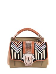 Paula Cademartori Dun Dun Leather Top Handle Bag