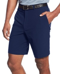 Cutter And Buck Big And Tall Drytec Flat Front Shorts Navy
