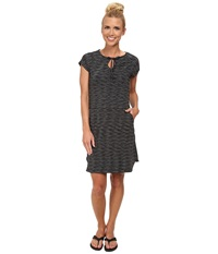 Lole Energic Dress Black Mix Women's Dress