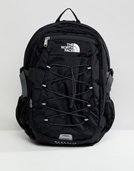 The North Face Borealis Classic Backpack 29 Litres In Black Grey