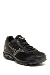 Mizuno Wave Rider 19 Neutral Running Shoe Metallic