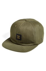 Herschel Men's Supply Co. 'Albert' Adjustable Six Panel Cap