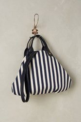 Anthropologie Clare V. Jules Messenger Bag Navy