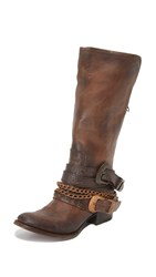 Freebird Knox Tall Boots Brown