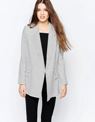 Finders Keepers Stranger In Paradise Blazer Stripe Multi