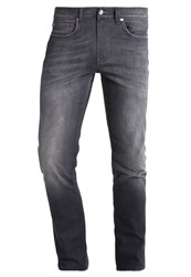 7 For All Mankind Slimmy Slim Fit Jeans Luxperhungre Dark Grey