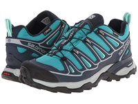 Salomon X Ultra 2 Gtx Peacock Blue Deep Blue Lucite Green Women's Shoes