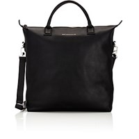 Want Les Essentiels Men's O'hare Tote Black Blue Black Blue