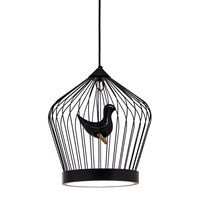Horm And Casamania Twee T Ceiling Light Black