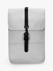 Rains Water Resistant Mini Backpack Stone