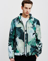 Hunter Original 3 Layer Printed Blouson Jacket Multi
