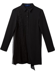 Sharon Wauchob Twist Tie Shirt Black