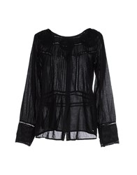 Local Apparel Shirts Blouses Women Black