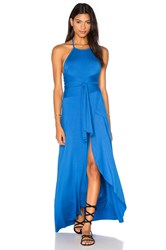 Rachel Pally Kaia Maxi Dress Blue