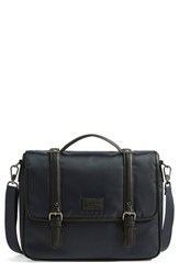 Ted Baker Men's London 'Rooks' Messenger Bag Blue Navy