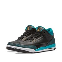 Nike Jordan Brand Air 3 Retro Gg Black