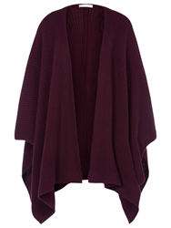 Windsmoor Cape Wrap Claret