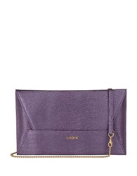 Lodis Vanessa Variety Betsy Convertible Leather Clutch