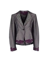 Maria Grazia Severi Suits And Jackets Blazers Women Grey