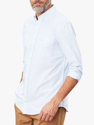 Joules Laundered Oxford Classic Fit Shirt Blue