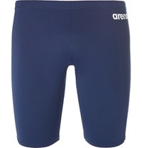 Arena Solid Max Life Swimming Jammers Navy