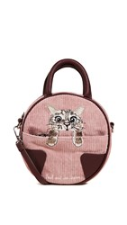 Paul And Joe Sister Kylie Round Crossbody Bag Vieux Rose