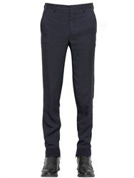 Lanvin Wool Viscose Pants