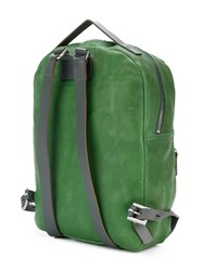 Ally Capellino Sandy Backpack Green