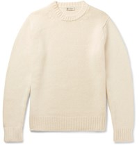Connolly Cashmere Sweater Cream