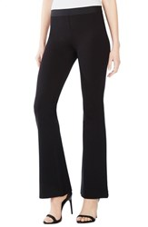 Women's Bcbgmaxazria 'Britten' Knit Flare Pants Black