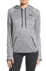 Under Armour Women's Storm Icon Hoodie Black Black