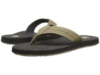 Quiksilver Monkey Wrench Tan Solid Men's Sandals