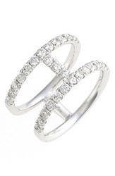Bony Levy Diamond Stack Ring Nordstrom Exclusive White Gold