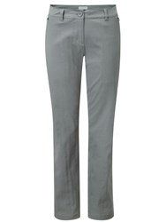 Craghoppers Kiwi Pro Stretch Trousers Grey