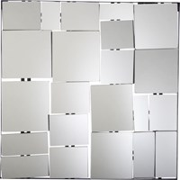 Cb2 Perspective 24.25'' Wall Mirror