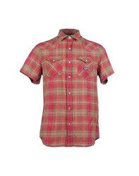 Denim And Supply Ralph Lauren Shirts Short Sleeve Shirts Men