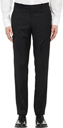 Band Of Outsiders Twill Trousers Black