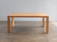 Mash Studios Pch Series Dining Table Natural