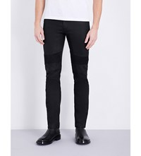 Belstaff Eastham Slim Fit Skinny Jeans Black
