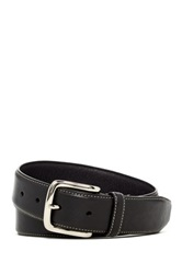 Cole Haan Full Grain Leather Vegan Belt Black