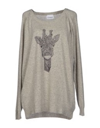 Crumpet Sweaters Grey