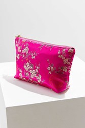Silence And Noise Silence Noise Cherry Blossom Pouch Pink