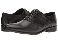 Messico Muno Black Leather Shoes