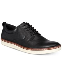 Alfani Billy Low Top Oxfords Created For Macy's Shoes Black