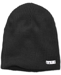 Neff Daily Solid Beanie Black