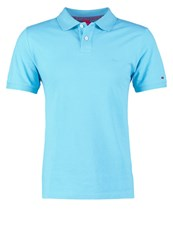 S.Oliver Regular Fit Polo Shirt Blue Green Mint